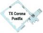 TX Corona v3/v4 POSTFIX adapter (liten bild)