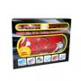 28 tillbehör i ett paket för PSP SLIM 2000-3000 - Röd (liten bild)