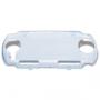 Lucka i hårdplast som skyddar framsidan av PSP SLIM (liten bild)