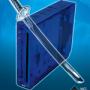 Skal till Wii, Blå transparent (liten bild)