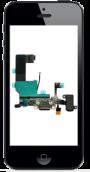 Byte av laddningsport och hörlursutag till Iphone 5 (liten bild)