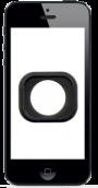Hemknapps gummi packning till Iphone 5 (liten bild)