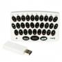 Wireless Keyboard for Wii (liten bild)