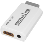 Wii to HDMI (liten bild)