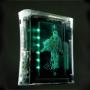 XCM 360 Custom Green Case utan HDMI (liten bild)