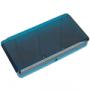Skal till Nintendo 3DS - komplett - Aqua (liten bild)