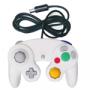 White GameCube-handkontroll
