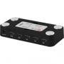 HDMI-switch med 4 ingångar och 2 utgångar (3D-stöd) (liten bild)
