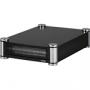 Extern Lite-On IHAS SATA DVD±RW 24x - Svart med iXtreme Burner MAX (liten bild)