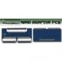 ProgSkeet Dual adapter pcb kit med Flat Kablar (liten bild)