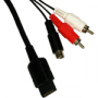 S-Videokabel (psx - ps2 - ps3) (liten bild)