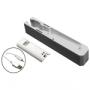 Laddningsstation för en Wii Remote med plats för Nunchuk/SD-kort (liten bild)