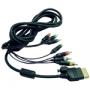 XBOX HD/Komponent-videokabel med optisk digitalutgång (liten bild)