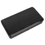Skal till Nintendo 3DS - komplett - Svart (liten bild)
