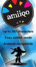 Amiiqo / N2 Elite - KLONA / ladda hem amiibo figurer