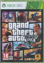 Grand Theft Auto V  (XBOX 360) (liten bild)