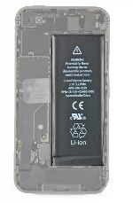 Iphone 4 Batteribyte (liten bild)
