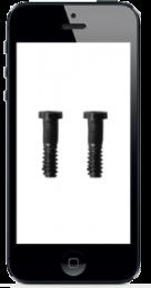DOCK-skruvar (2st) till iphone 5 (liten bild)