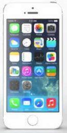 Vit/guld Iphone SE 64GB