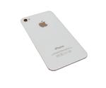 Vit iPhone 4 Bakstycke (liten bild)