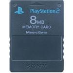 Minneskort 8Mb för Playstation 2 (liten bild)