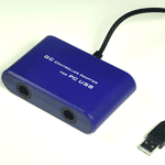 USB adapter för Gamecube handkontroller (liten bild)