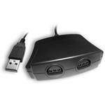 USB-adapter för två stycken N64-kontroller (liten bild)