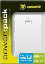 Batteri till Wii U gamepad - 2500mAh (liten bild)