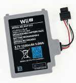 Batteri till Wii U gamepad (liten bild)
