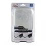 Nintendo DSlite/DSi Airfoam pocket bag - White! (liten bild)