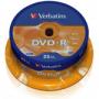 Verbatim DVD-R 25-pack (liten bild)