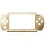 Guld Face Plate, Sony Originalskal för PSP 1000 (Phat) (liten bild)