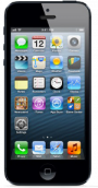 Byte av skärm till iphone 5S (liten bild)