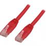 Nätverkskabel 3Meter Röd (liten bild)