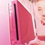 Skal till Wii, Metallic Rosa (liten bild)