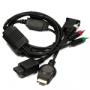 VGA-kabel för PS3 och WII (liten bild)