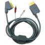 RGB-kabel med Optisk digitalutgång (XBOX 360) (liten bild)