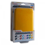 Nintendo DSi XL Airfoam pocket bag - Yellow! (liten bild)