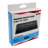 Gamecube adapter for Wii U / Switch