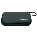 Nintendo DSi Airfoam pocket bag - Black!