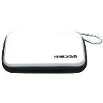 Nintendo DSi Airfoam pocket bag - White!