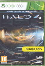 Halo 4 Game Of The year edition