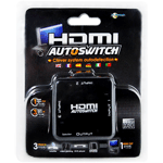 Automatisk HDMI switch / växlare