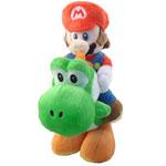 Mario plushies / figurer