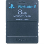 Minneskort 8Mb för Playstation 2