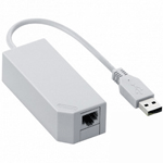 Officiell Wii LAN-adapter