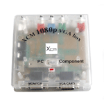 XCM 1080P VGA adapter för component video / HD / Progressive scan