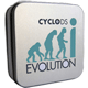 Cyclo iEvolution - Flashkort med st�d f�r DSi-mode