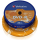 Brännare och DVD media